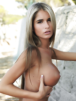 Errotica-Archives  Nessa  Boobs, Pussy, Tits, Outdoor, Softcore, Erotic, Breasts